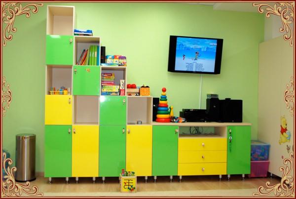 Горка в детскую игровую комнату