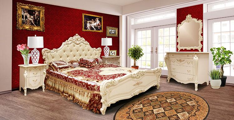 Спальный гарнитур Ирэн