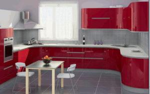 Кухня Феррари