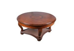 Круглый журнальный стол D2302 (диаметр —1050,  высота —520)