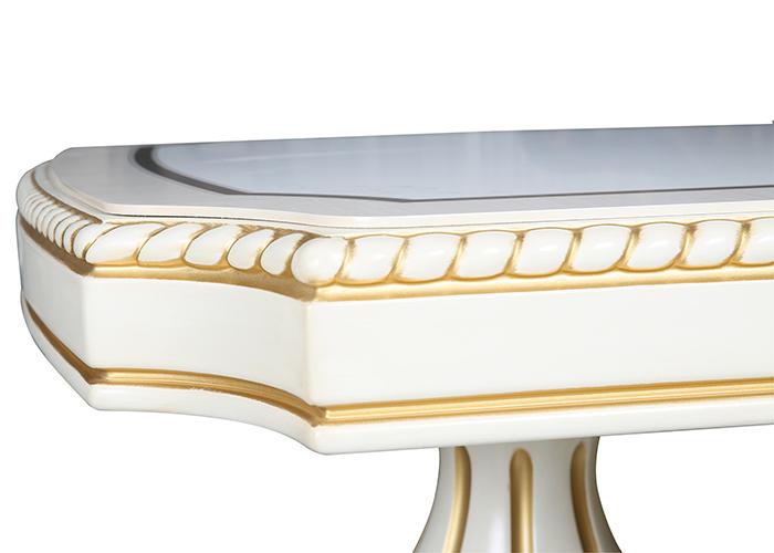 Обеденный стол Коринто  (2010+450мм *1045* 760)