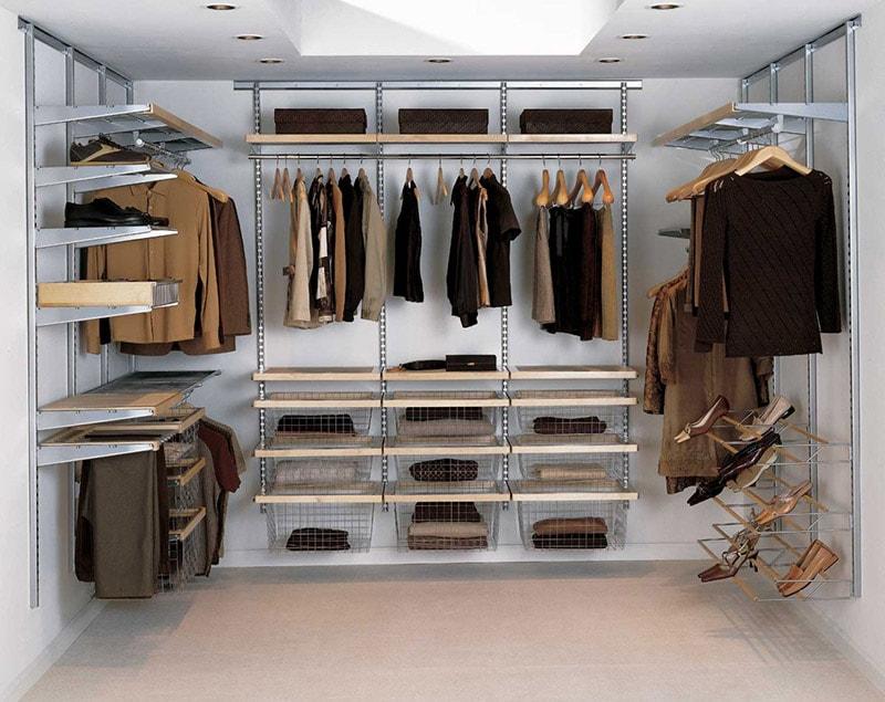 Коллекция гардеробных