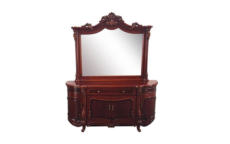 Комод с зеркалом Orlida 9025