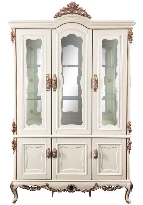 Fuhao 9902 3-х дверная витрина
