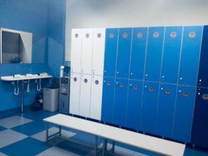 Фитнес шкафы Дом физкультурника