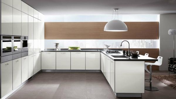 Кухня Сиена белая