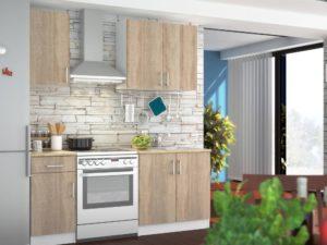 Кухня Беатриче в стиле минимализм