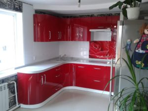 Кухня Орнелла в стиле модерн
