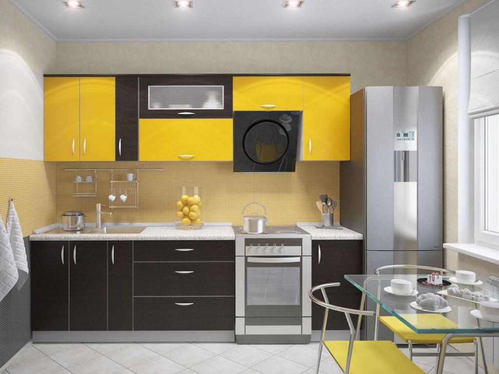 Кухня Сиена в современном стиле