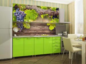 Кухня Сиена с фасадом SMART
