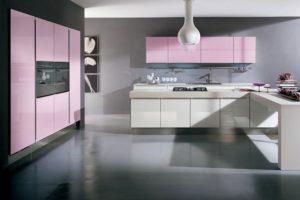 Кухня Сиена в стиле лофт с австрийской фурнитурой Blum