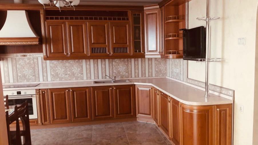 Кухня Лучия с фасадами Mobilclan