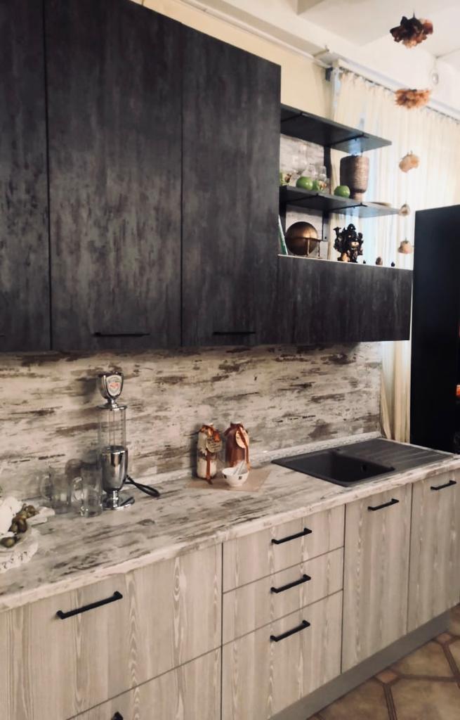 Кухонный гарнитур Скандинавия